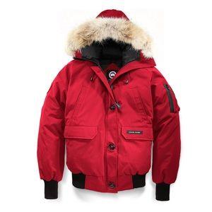 Canada Goose Red Jacket Medium
